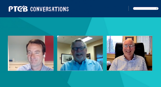 PTCB Conversations: [VIDEO] How It All Began - A Discussion with PTCB Founding Board Members