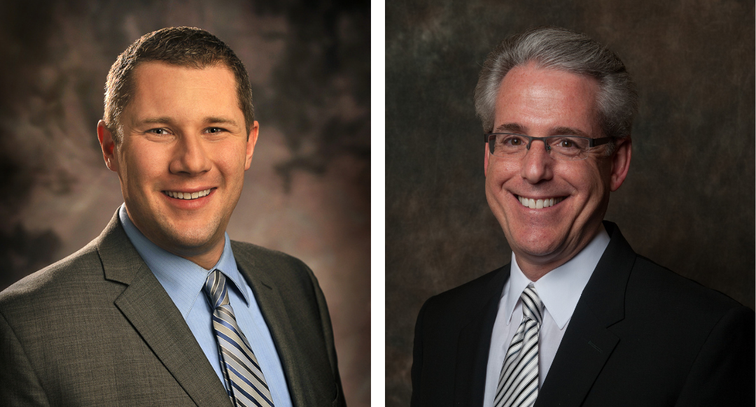 Chris Crank and Mark Glasper Named to PTCB Board of Governors
